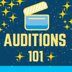Image for Edge Studio's Auditions 101 class