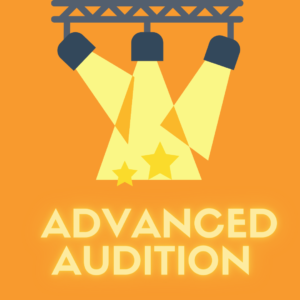 Image for Edge Studio's Advanced Audition class
