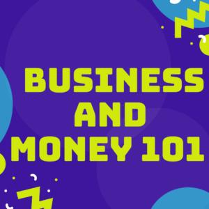 Image for Edge Studio's Business & Money 101 class