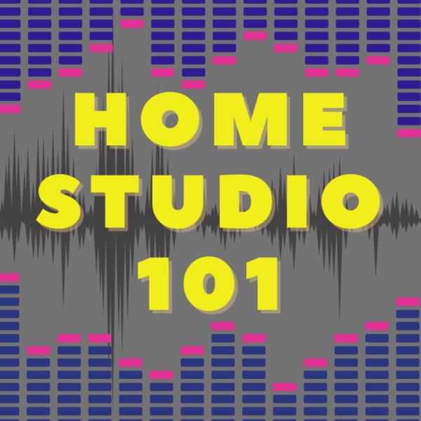 Image for Edge Studio's Home Studio 101 class