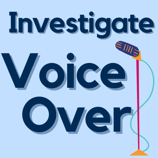 Image for Edge Studio's Investigate Voice Over class