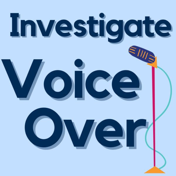 Image for Edge Studio's Investigate Voice Over class