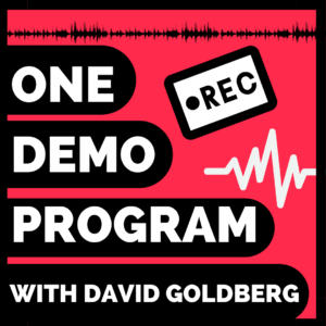 Image for Edge Studio's 1-Demo Program with David Goldberg