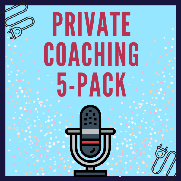 Image for Edge Studio's Private Coaching 5-Pack